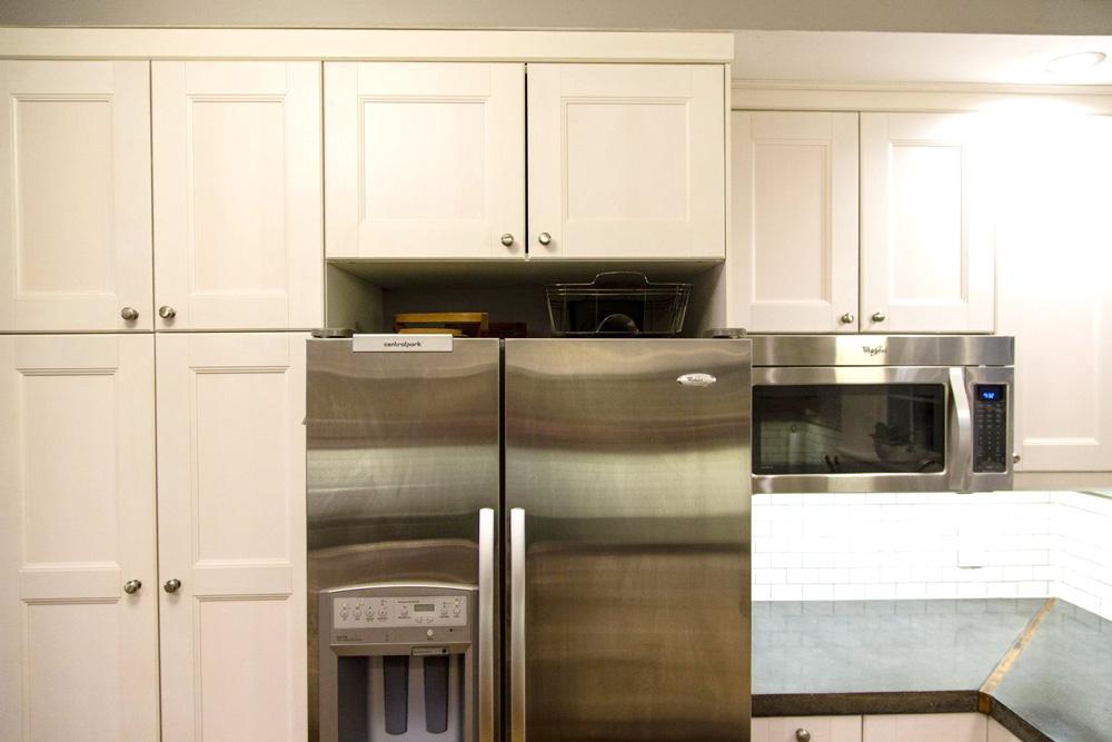 Pantry & Refrigerator