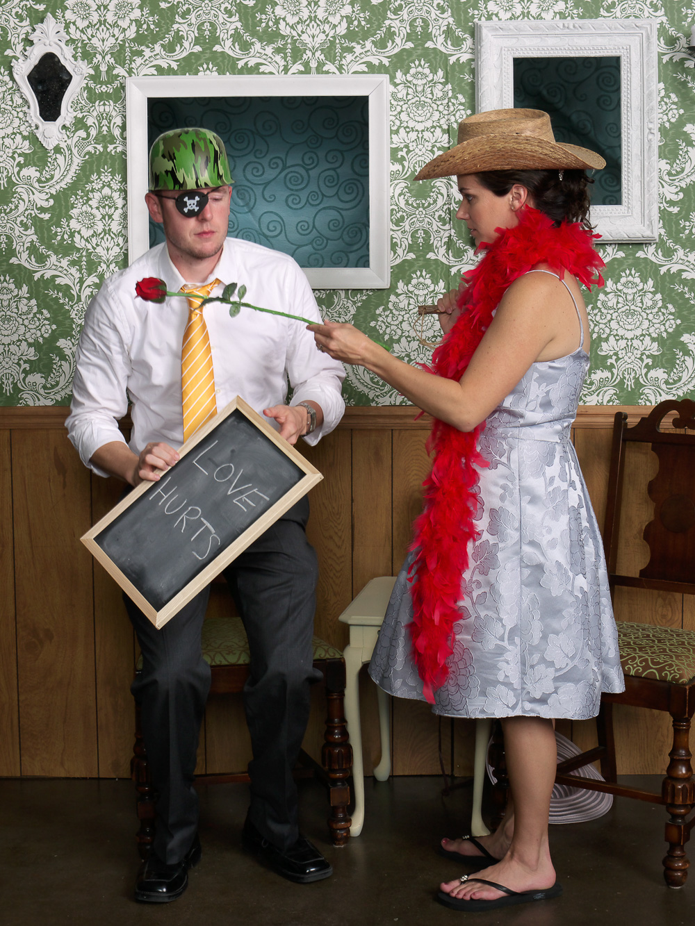 Wedding | DIY Photo Booth