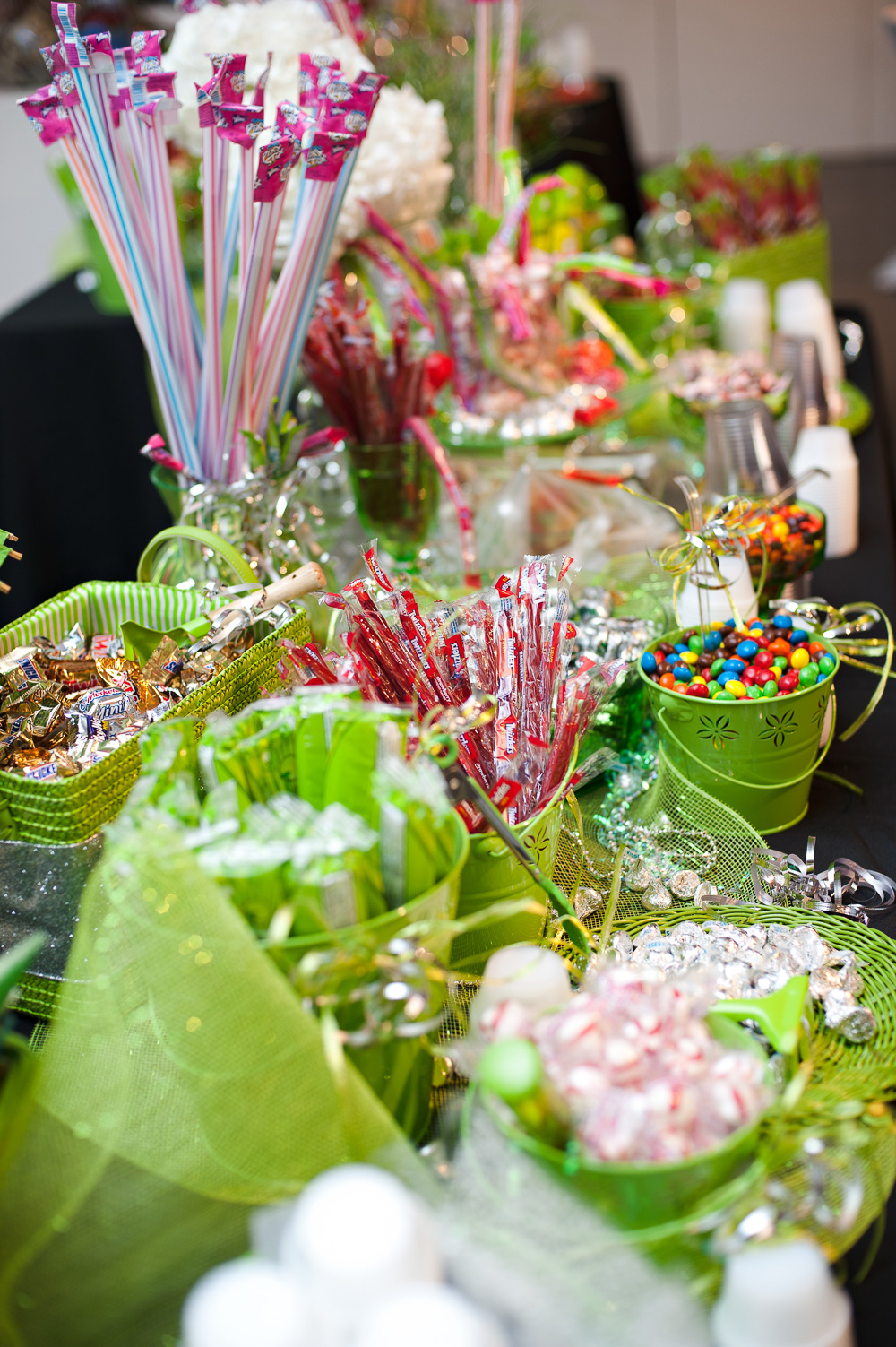 Wedding | Candy Bar