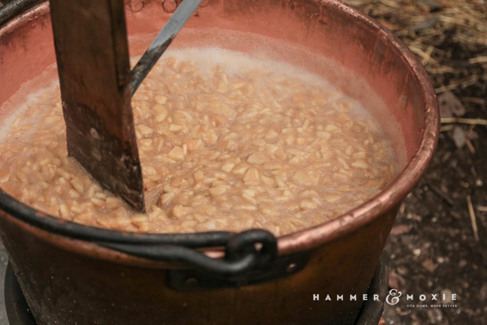 Applebutter | Stirring the Pot