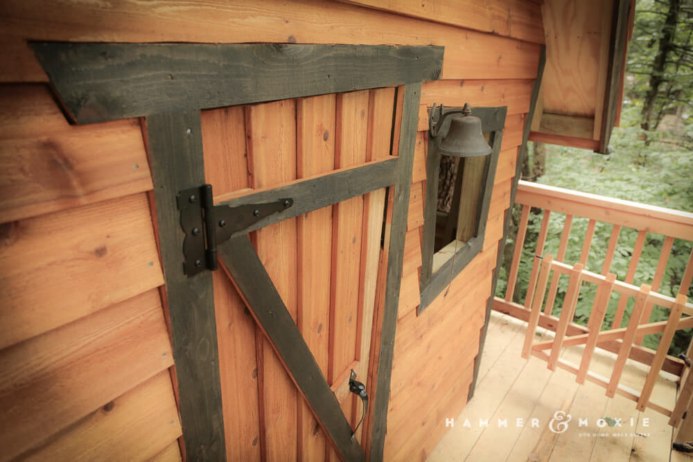 Treehouse Whimsical Angles | Hammer & Moxie