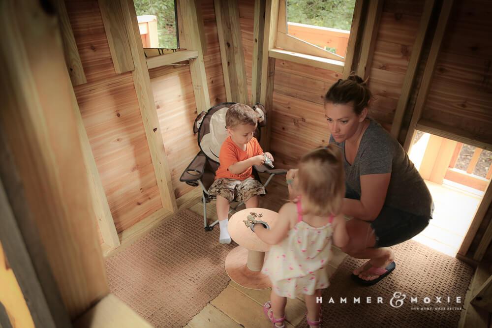 Treehouse | Hammer & Moxie