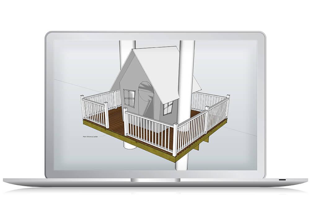 Treehouse Plans | Hammer & Moxie